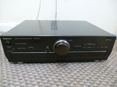 £175 • Buy Technics A800 Mk2 - Stereo Integrated Amplifier - MOS Class AA - Made In Japan