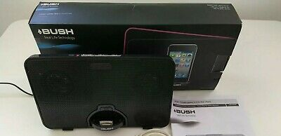 £23.80 • Buy BUSH Compact Speaker Dock For Ipod/Iphone CSPK25WWi- WORKING/ TESTED.