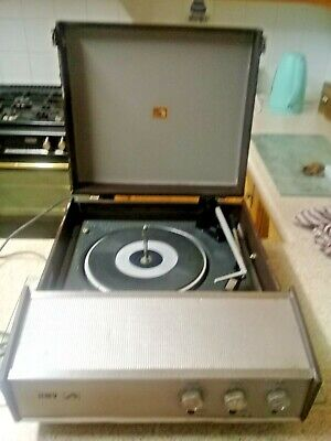 £40 • Buy Late 1960s Hmv Record Player Model 2028 Working
