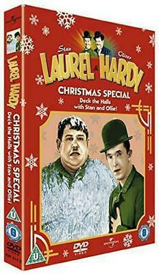 £5.95 • Buy Laurel & Hardy Christmas Special: Deck The Halls With Stan & Ollie - DVD - NEW