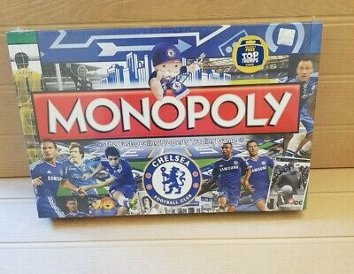 £25 • Buy Monopoly Chelsea FC Board Game With Free Top Trumps - Brand New &  Sealed