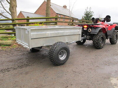 £825 • Buy Tipping Trailer For ATV Quad Bike, Compact Tractor
