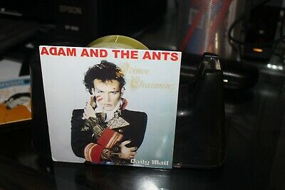£1.99 • Buy Adam And The Ants - Prince Charming - Daily Mail Promo CD (BOX B1)