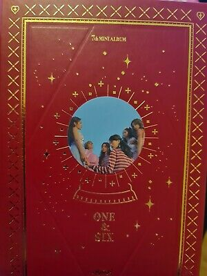 £12 • Buy Apink - One & And Six Kpop Album + Photocard