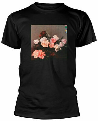 £14.95 • Buy Official New Order Power Corruption And Lies Mens Black T Shirt New Order Tee