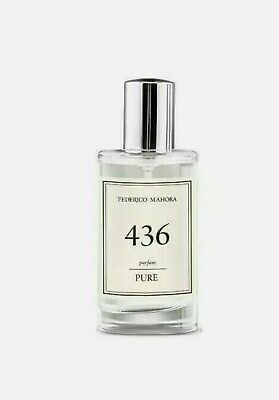 £14.90 • Buy FM 436 Pure Collection Federico Mahora Perfume For Women 50ml UK