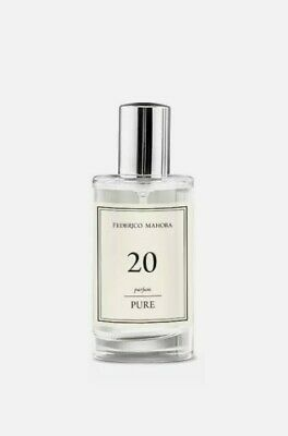 £14.90 • Buy FM 20 Pure Collection Federico Mahora Perfume For Women 50ml UK