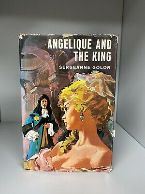 £6.50 • Buy Angelique And The King By Sergeanne Golon Hardback Book