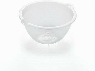 £2.75 • Buy NEW Addis Small Plastic Mixing Bowl Transparent 700 Ml UK FREE DELIVERY