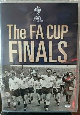 £19.99 • Buy British Pathe Presents - The FA Cup Finals (DVD, 2011) New Sealed Fast Post