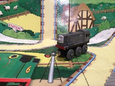 £5.75 • Buy Thomas And Friends Wooden Railway Wooden Train Dennis