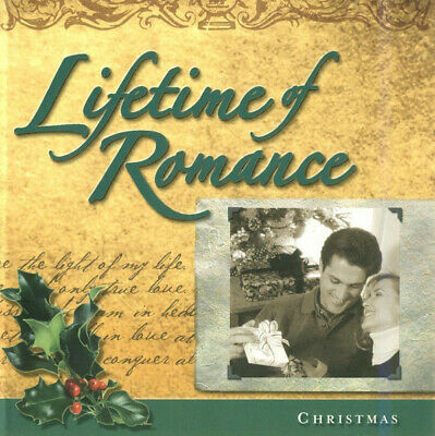 £7.95 • Buy Various – Lifetime Of Romance - Christmas  Time Life- NEW & SEALED  TL LRS/98