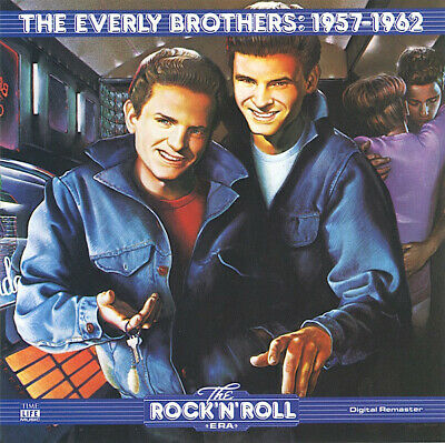 £4.95 • Buy Time Life Rock 'n' Roll Era - The Everly Brothers 1957 To 1962 CD