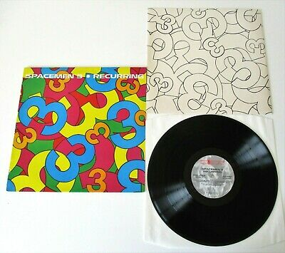 £59.99 • Buy Spacemen 3 - Recurring UK 1990 Fire Records 1st Press LP With Inner Sleeve