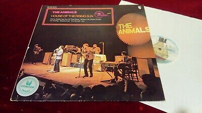£5.99 • Buy The Animals - House Of The Rising Sun - Lp