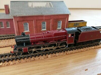 £40.99 • Buy PECO NL21 LMS 4-6-0 Jubilee Class Loco 'Leander' No. 5690 (Red)