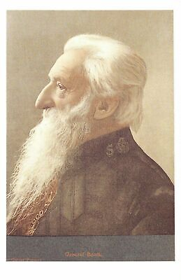 £1.99 • Buy Nostalgia Postcard General William Booth (1829-1912) Reproduction Card NS39