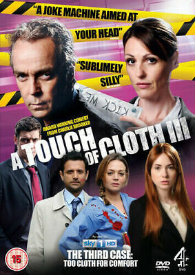 £2.30 • Buy A Touch Of Cloth: Series 3 [DVD Boxset]