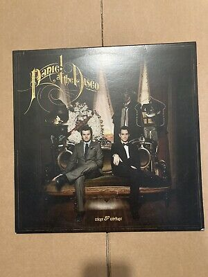£15.92 • Buy Panic At The Disco **Vices & Virtues LP VINYL  NEAR MINT