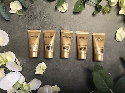 £24.99 • Buy Decleor Or Excellence Energy Cincentrate Youth Cream X5 5ml Sample Tubes