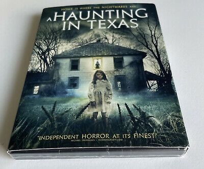 £9.09 • Buy A Haunting In Texas [New DVD]