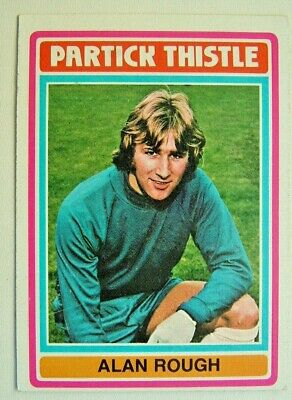 £1.99 • Buy Topps Chewing Gum Inc. Alan Rough, Partick Thistle.  Card No.26