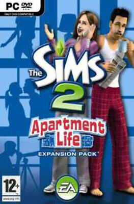 £13.99 • Buy The Sims 2 Apartment Life Expansion Pack (PC)