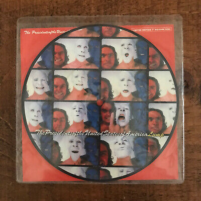£5 • Buy  The Presidents Of The United States Of America – Lump 7  Vinyl Pic Disc Single