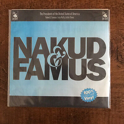 """£10 • Buy The Presidents Of The United States Of America Nakud And Famus Ltd 7"""" Vinyl"""