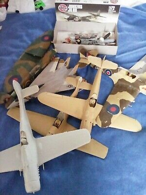 £5.50 • Buy Airfix & Others Joblot Model Aircraft For Parts Spares, Repair, Scrap