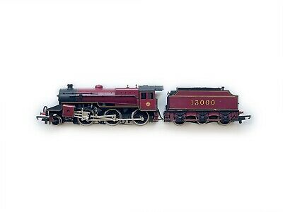 £11.70 • Buy LMS No. 13000 2-6-0  CRAB  LOCO & TENDER, BY LIMA, MAROON, 1980s