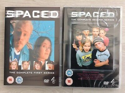£4.99 • Buy Spaced Series 1 & 2. Simon Pegg Nick Frost.