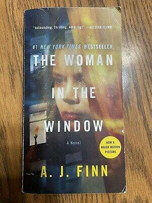 AU4.69 • Buy The Woman In The Window [Movie Tie-In] - Mass Market Paperback - GOOD