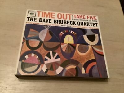 £2.60 • Buy The Dave Brubeck Quartet Time Out 50th Anniversary Edition 3 Disc Set