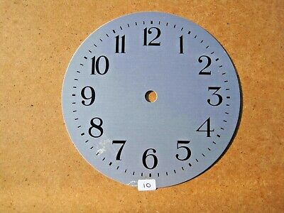 £4 • Buy Antique/Vintage Clock Dials/Faces/Chapter Rings