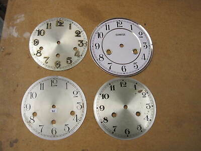 £4.50 • Buy Antique/Vintage Clock Dials/Faces/Chapter Rings