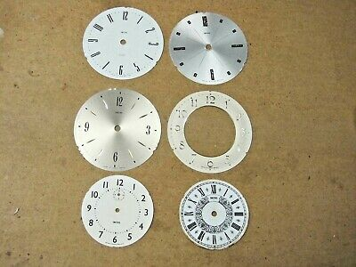 £6 • Buy Vintage Clock Dials By SMITHS.