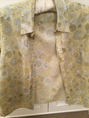 £15 • Buy COTSWOLD COLLECTION Ladies Sunflower Cotton Shirt Size 12/14