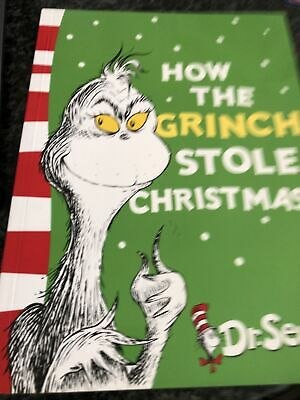 £3.50 • Buy How The Grinch Stole Christmas! (Seuss) By Seuss, Dr. Book