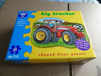 £3.25 • Buy Orchard Toys Big Tractor  Puzzle -1