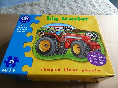£4 • Buy Orchard Toys Big Tractor    Puzzle -2