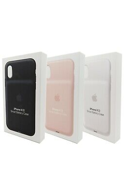 AU61.72 • Buy Apple Smart Battery Charging Case For IPhone XS & IPhone X Authentic Genuine
