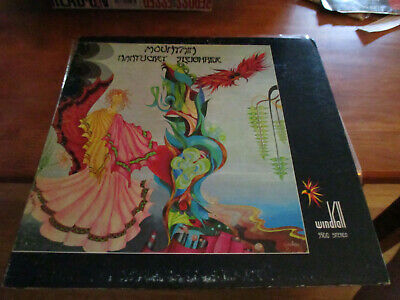 £0.72 • Buy MOUNTAIN - Nantucket Sleighride - Lp - 1971 - 1st Press - VG+ To Excellent