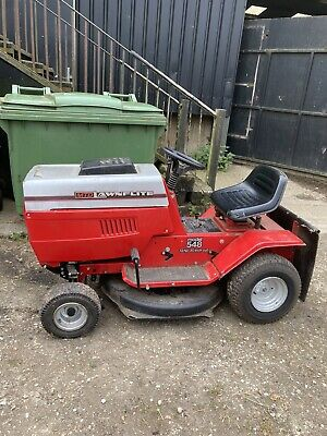 £50 • Buy MTD Lawnflite 548 Briggs And Stratton Lawnmower For Spares And Repair Non-Runner