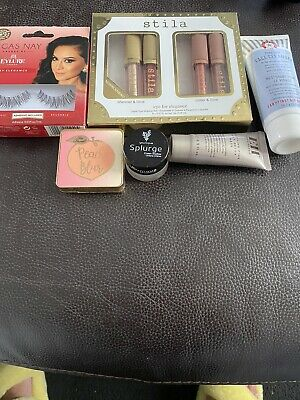 £5.99 • Buy Eye, And Face Bundle.  Stila, Too Faced, Younique. Etc