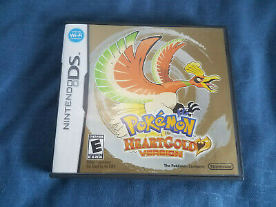 $39.99 • Buy Pokemon Heartgold Nintendo DS Case ONLY NO GAME Authentic