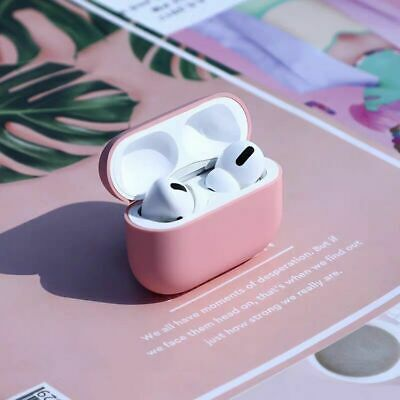 AU1.99 • Buy For Apple Airpods Pro Wireless Charging Silicone Case Cover Protective Skin