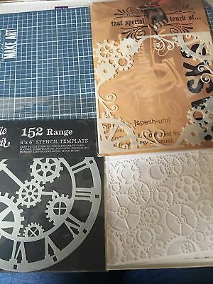 £5 • Buy Gears Stencils For Card Making