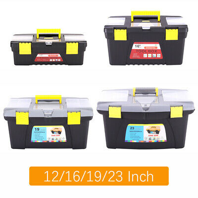£32.34 • Buy Tool Box 16 Inch Classic Chest Storage Case & Removable Tray Organiser