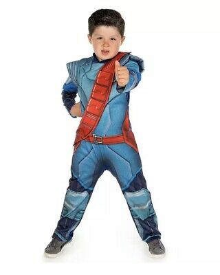 £8.99 • Buy Thunderbirds Alan Tracy Boys Costume Age 3-4 With Sounds New 4 Part Set
